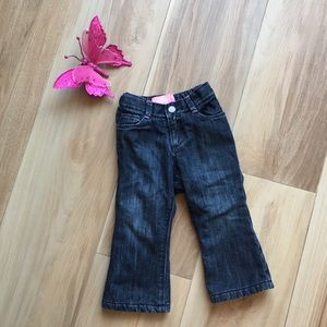 Old Navy fleece lined bootcut jeans